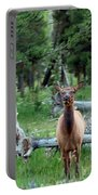 Oh Dear I See A Deer Portable Battery Charger