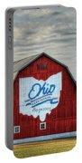 Ohio Bicentennial Barn -van Wert County Portable Battery Charger