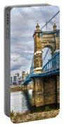 Ohio River Bridge Portable Battery Charger