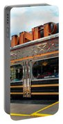 Ohio University Court Street Diner Portable Battery Charger