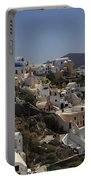 Oia By Day Portable Battery Charger