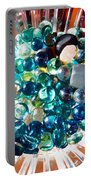 Oil Painting - Shine All Around Portable Battery Charger