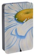 Oil Painting - Daisy Portable Battery Charger