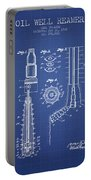 Oil Well Reamer Patent From 1924 - Blueprint Portable Battery Charger