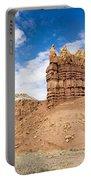Ojitos De Los Gatos Panorama - New Mexico Portable Battery Charger