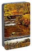 Okanagan Autumn Portable Battery Charger
