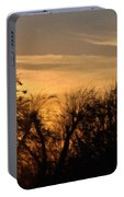 Oklahoma Sunset Portable Battery Charger