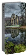 Old Abbey Portable Battery Charger by Adrian Evans
