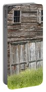 Old Barn In Maine Portable Battery Charger by Keith Webber Jr