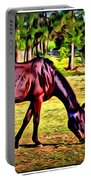 Old Bay Horse Portable Battery Charger