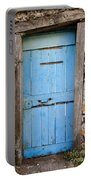 Old Blue Door Portable Battery Charger