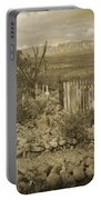 Old Boothill Cemetery Portable Battery Charger