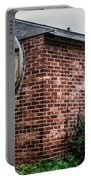 Old Brick Building Portable Battery Charger