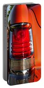 Old Car Tail Light Portable Battery Charger