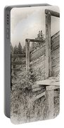 Old Cattle Ramp Portable Battery Charger