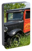 Old Chevrolet Truck Portable Battery Charger