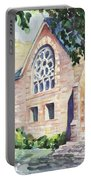 Old Church Portable Battery Charger