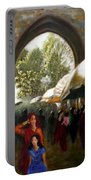 Old City Ahmedabad Series 7 Portable Battery Charger