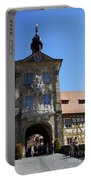 Old City Hall - Bamberg Portable Battery Charger