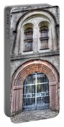 Old City Jail Entrance Portable Battery Charger