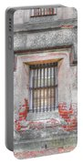 The Old City Jail Window Chs Portable Battery Charger