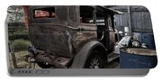 Old Classic Car Portable Battery Charger