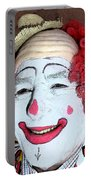 Old Clown Backstage Portable Battery Charger