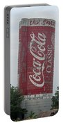 Old Coke Silo Portable Battery Charger