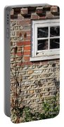 Old Cottage Window Sussex Uk Portable Battery Charger