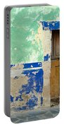 Old Doors, Mexico Portable Battery Charger