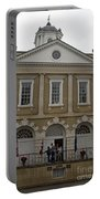 Old Exchange And Customs House Charleston South Carolina Portable Battery Charger