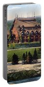 Old Faithful Inn Yellowstone Np 1928 Portable Battery Charger