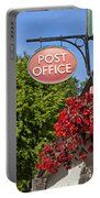 Old Fashioned Post Office Sign Portable Battery Charger