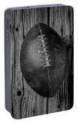 Old Football Portable Battery Charger