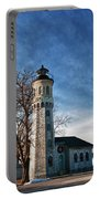 Old Fort Niagara Lighthouse 4478 Portable Battery Charger
