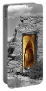 Old Fort Through The Magic Door Portable Battery Charger