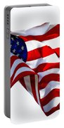 America The Beautiful Usa Portable Battery Charger