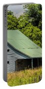 Old Gray Barn Portable Battery Charger