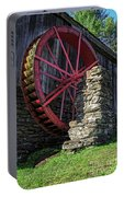 Old Grist Mill Vermont Portable Battery Charger