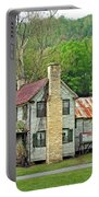 Old House In Penrose Nc Portable Battery Charger