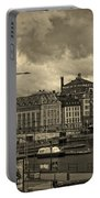 Old In Memory But Modern Copenhagen Portable Battery Charger