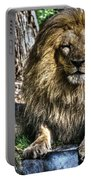 Old King Lion Portable Battery Charger