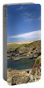 Old Lizard Head And Polpeor Cove Portable Battery Charger