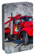Old Mack Truck Portable Battery Charger