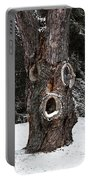 Old Man Winter Portable Battery Charger