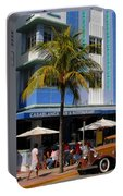 Old Miami Portable Battery Charger