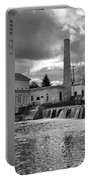 Old Mill And Banquet Hall Portable Battery Charger