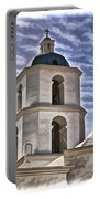 Old Mission San Luis Rey Tower - California Portable Battery Charger