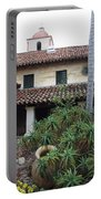 Old Mission Santa Barbara Portable Battery Charger
