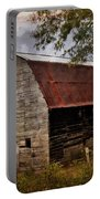 Old Oak Barn Portable Battery Charger